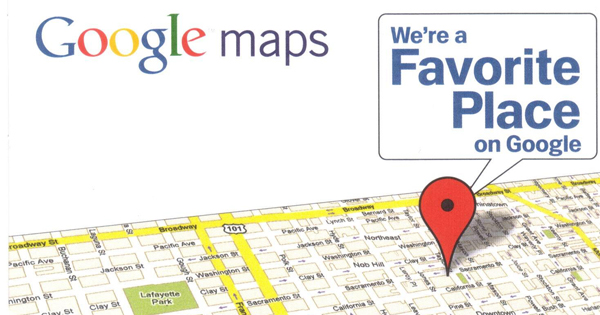 3 Easy Ways Google Maps and Google Places Will Deliver Customers to Your Door